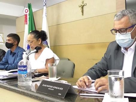 Câmara municipal de Brasília de Minas retorna às atividades com foco nos assuntos da pandemia