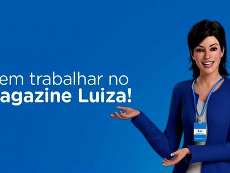 Magazine Luiza abre vagas de emprego em Brasília de Minas