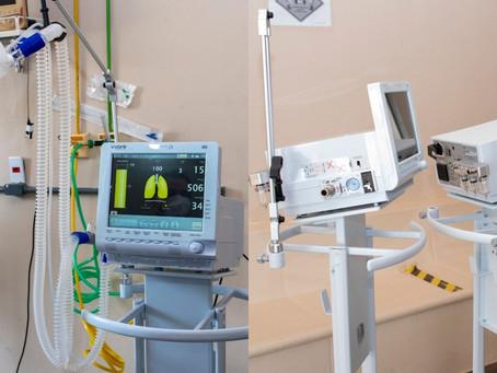 Município de Urucuia doa equipamentos para a implantação de leitos de UTI em Brasília de Minas