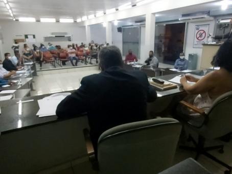 Câmara Municipal de Brasília de Minas suspende atividades após agravamento da Covid-19