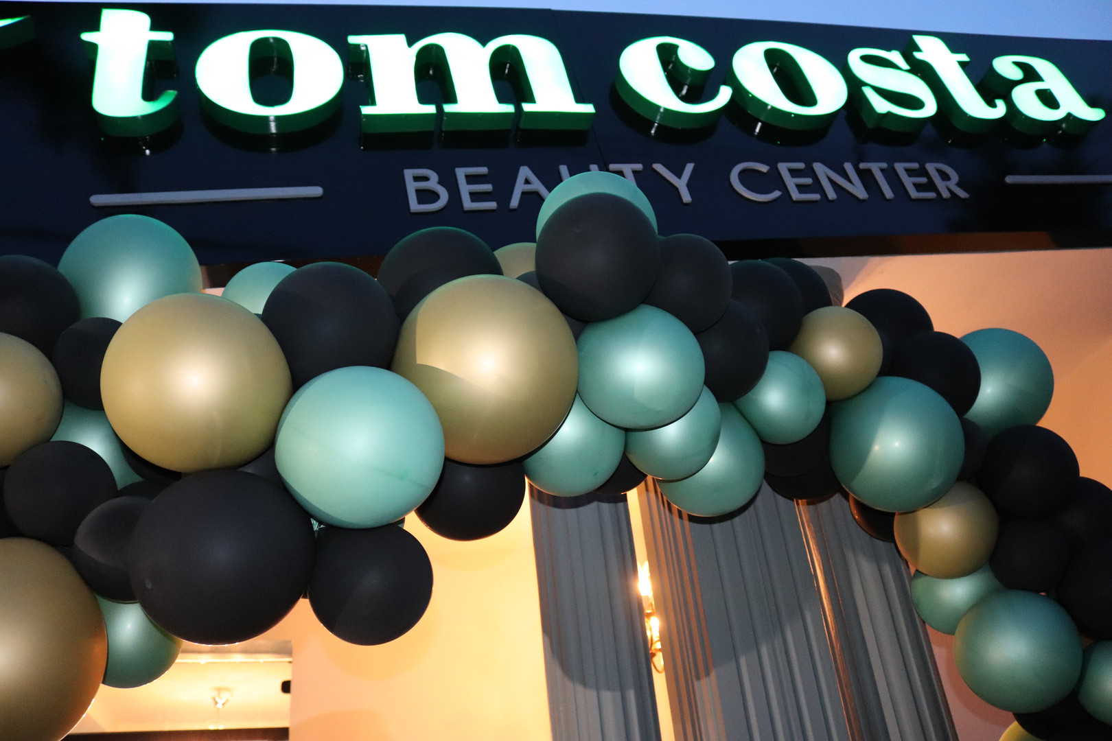 INAUGURACAO TOM COSTA BEAUTY CENTER  (90