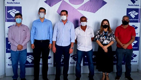 Brasília de Minas terá Posto de Atendimento Virtual da Receita Federal
