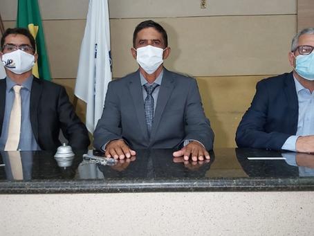 Reuniões da câmara municipal de Brasília de Minas retornam nesta segunda-feira (12)