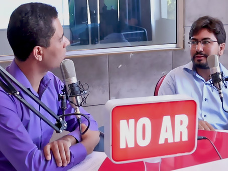 Em entrevista à Rádio Clube Prefeito Geélison responde perguntas sobre assuntos polêmicos da gestão