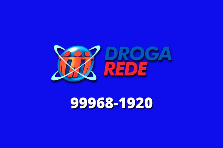 DROGA REDE - PUBLICIDADE