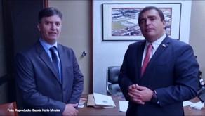 Deputado Marcelo Freitas anuncia 5,7 milhões de reais para Brasília de Minas