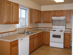 205 Boise - Kitchen