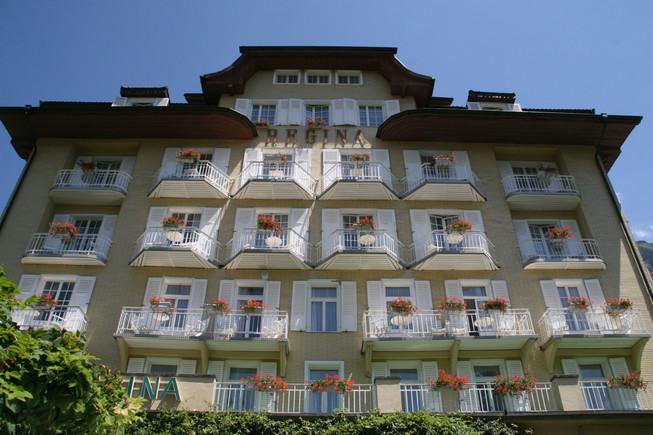 Hotel Victoria-Lauberhorn, Wengen