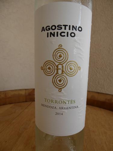 Agostino Inicio