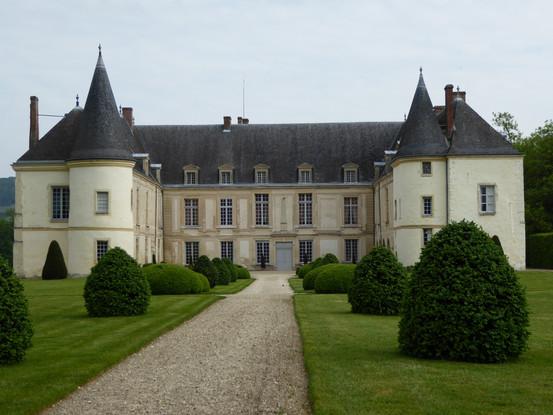 Chateau de Conde, Champagne