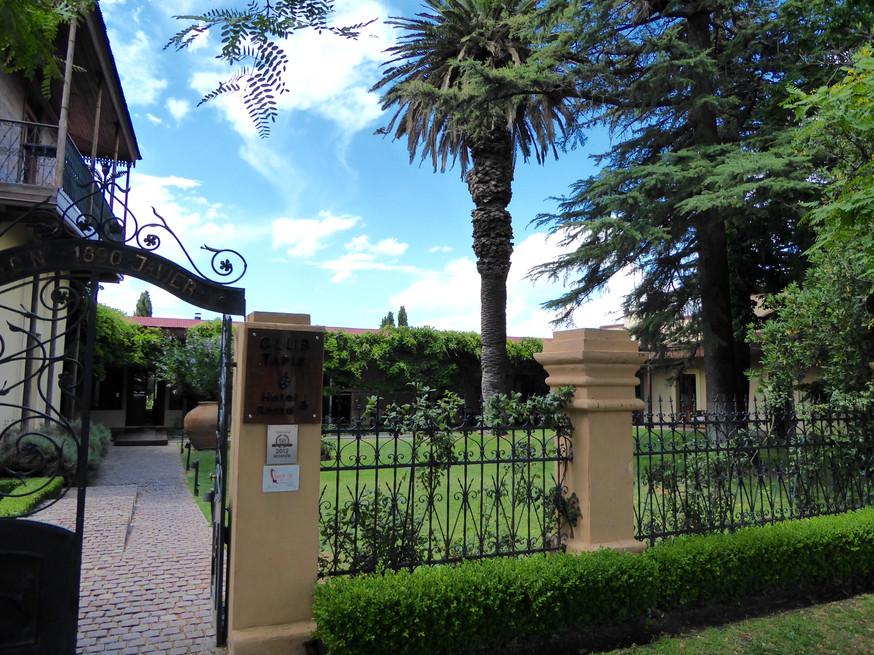 Club Tapiz, Mendoza