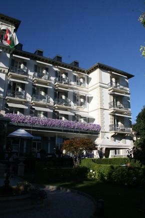 Grand Hotel de Luc in Vevey