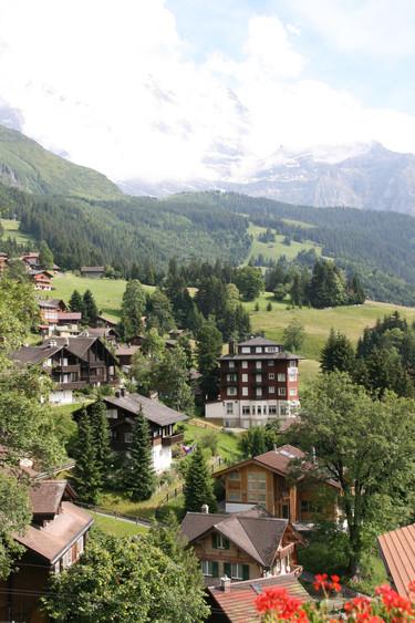 Village of Wengen