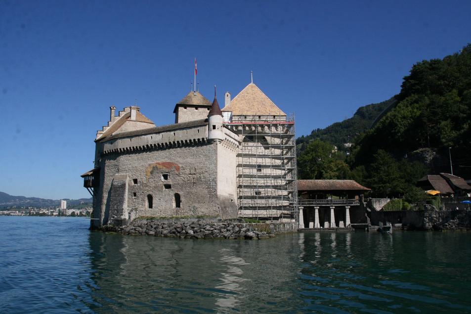 Montreaux, Lake Geneva