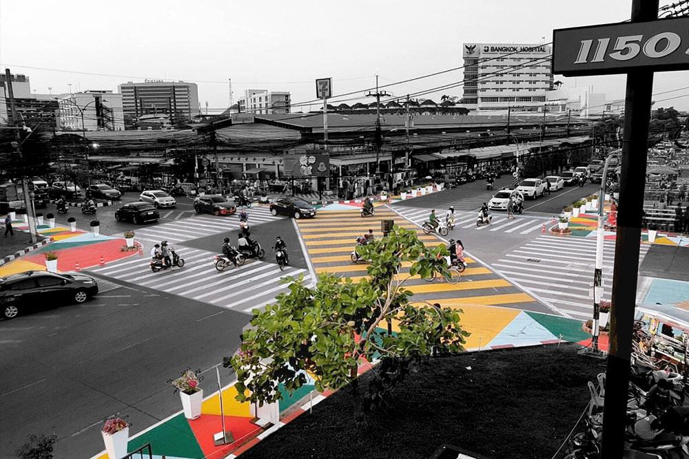 """""""SHIBUYA"""" Udonthani Walkable City"""