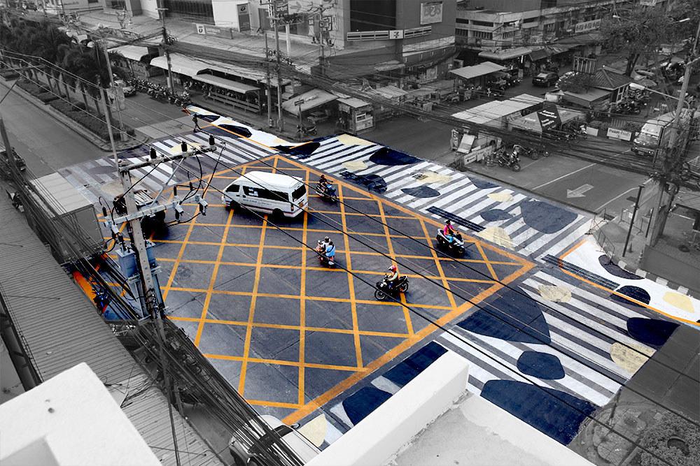 """More More"" Saraburi Walkable City"