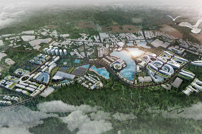 Chao Fa City Development
