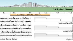 Incentive Bonus กระตุ้นการใช้ที่ดิน:ปัจจัยสู่ความสำเร็จของการวางผังและออกแบบเมืองเพื่อสร้างเศรษฐกิจ