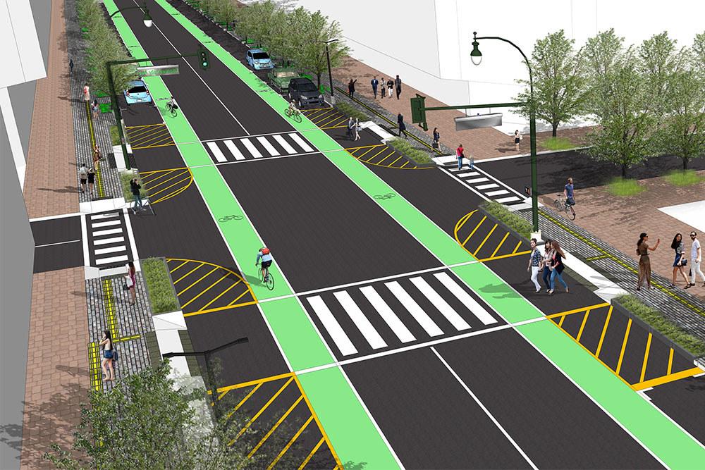 Transit-Oriented Development @ Romklao
