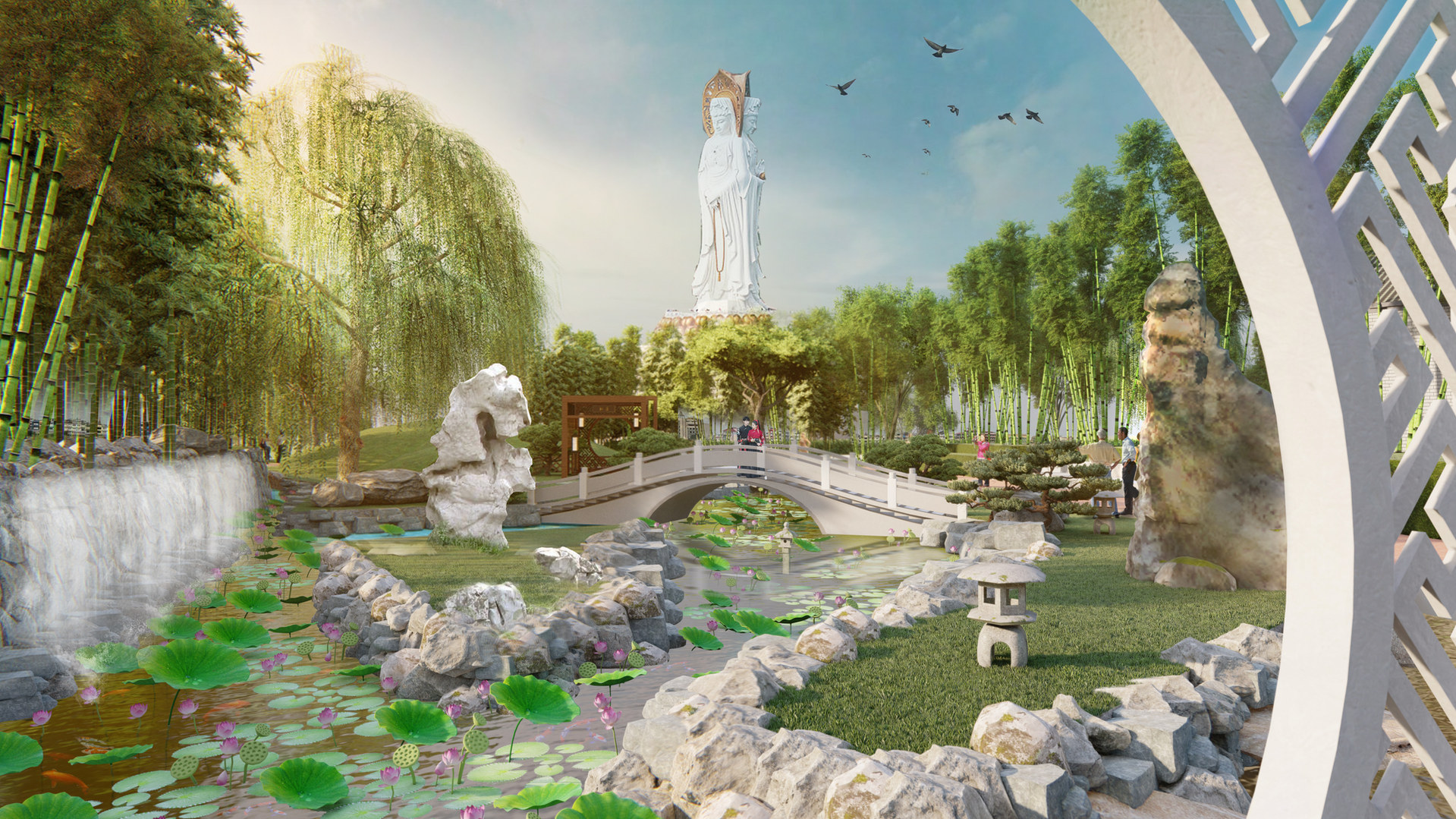 Nakhon Sawan Cultural Park