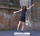 "MacArthur ""Genius"" Fellow Michelle Dorrance tap dancing."