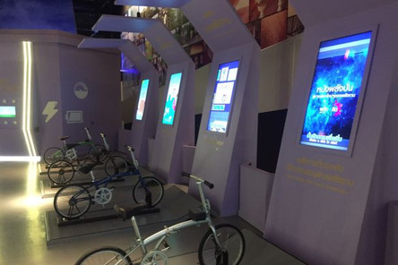 Interactive Bicycle