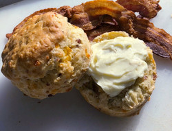 Brooklyn Biscuit Co. Bacon Cheddar