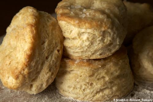 Salted Buttermilk Biscuit