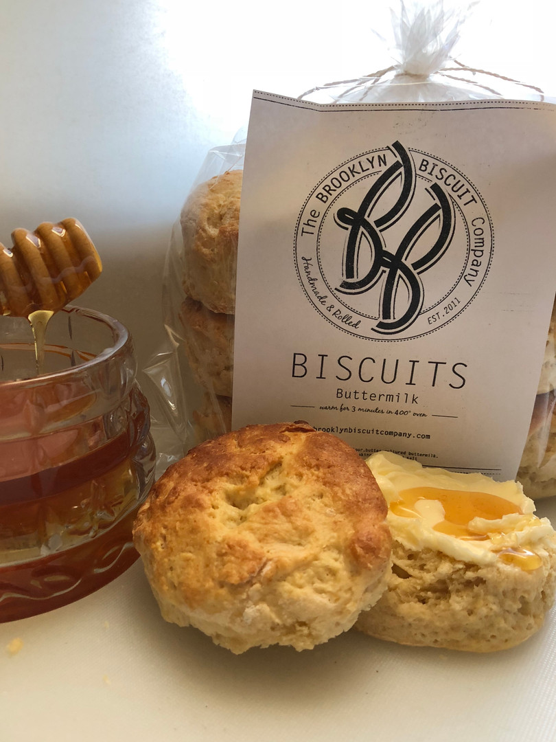 Packaged Honey Buttermilk Biscuits