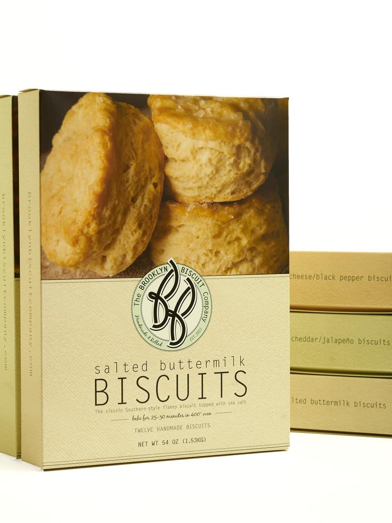 Frozen Buttermilk Biscuits