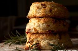 Sundried Tomato, Parmesan & Rosemary