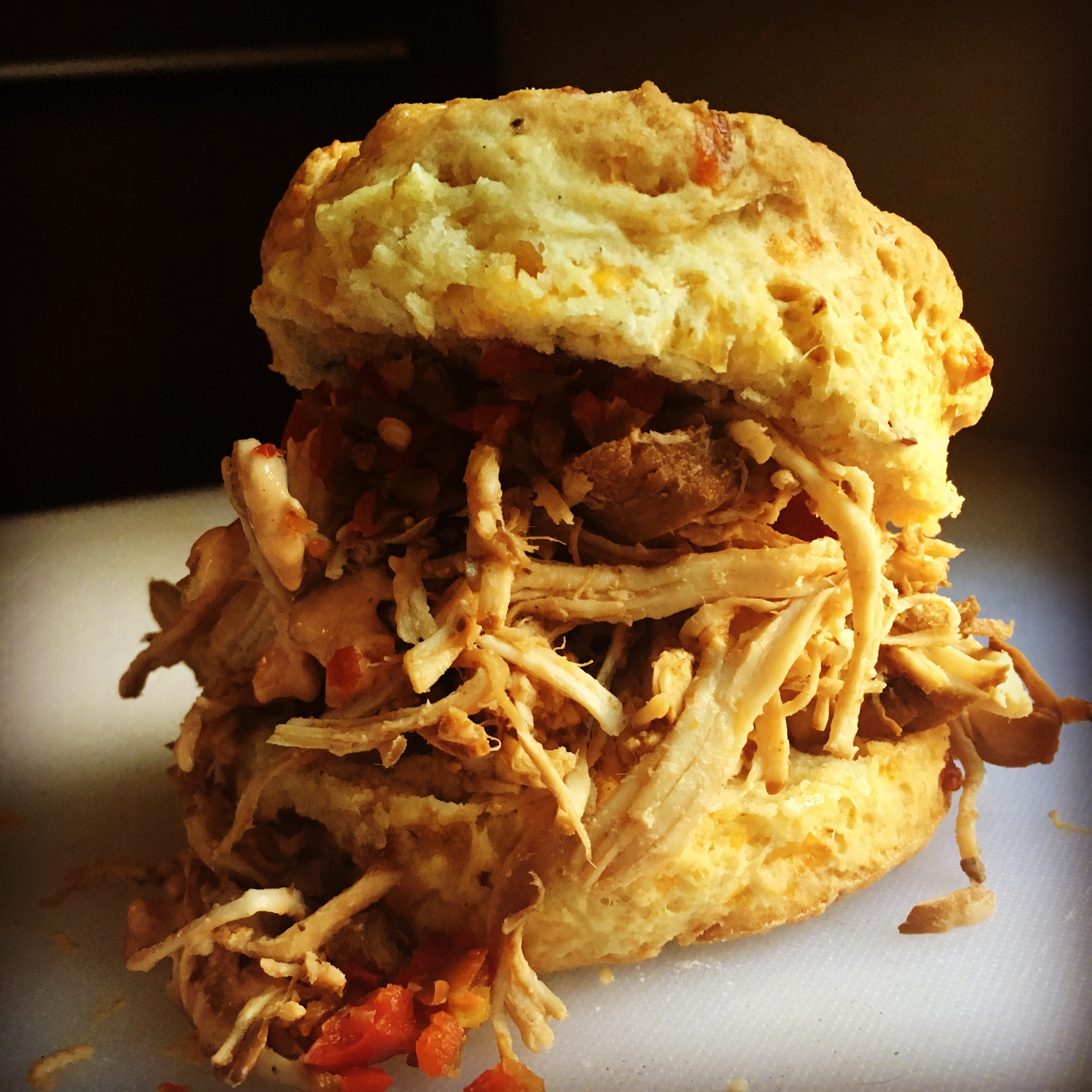 Brooklyn Biscuit Co. Pulled Chix