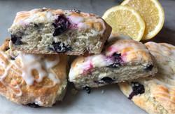 Brooklyn Biscuit Co. Lemon Blueberry