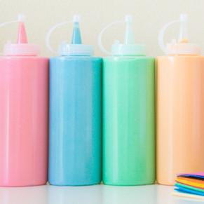 Make paint Using 3 Simple Ingredients!