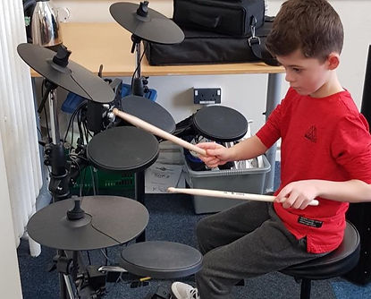Thespian Arts Drums Walsall