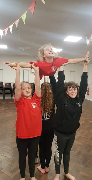 Thespian Arts Theatre Walsall Dance