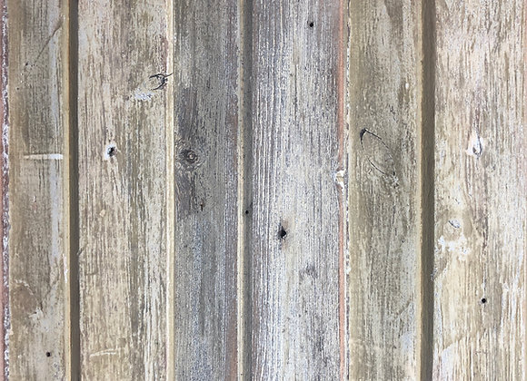 GREEN PAINTED SHIPLAP
