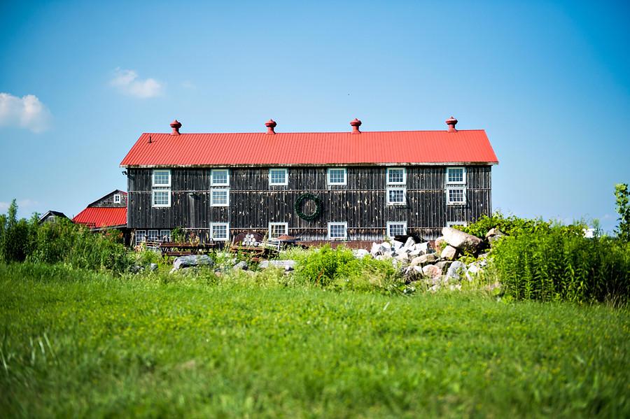 The Timeless Barn