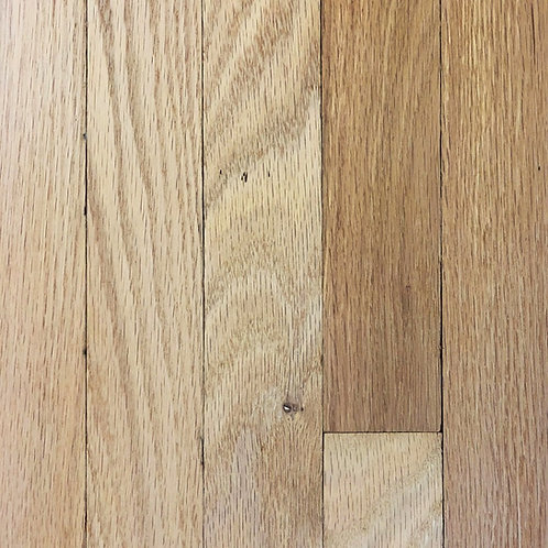 OAK & MAPLE STRIP FLOORING