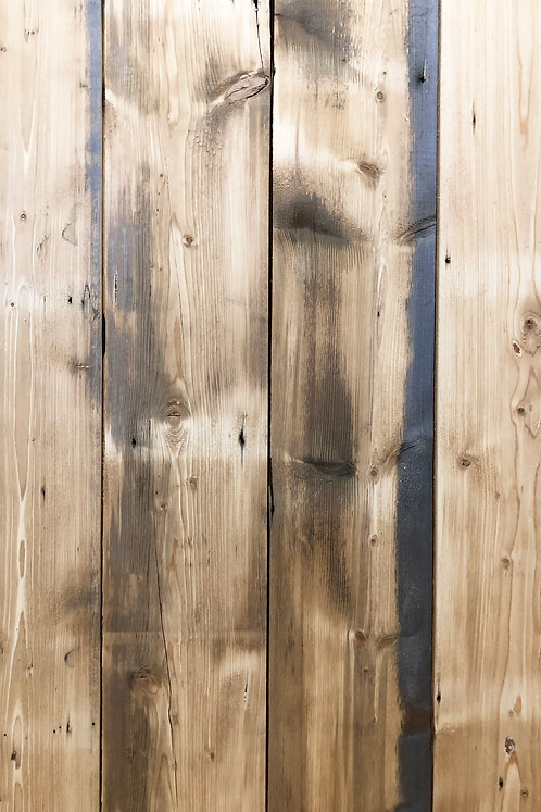 SKIP-DRESSED SOFTWOOD SHIPLAP
