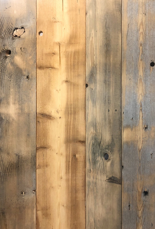 SKIP-DRESSED SOFTWOOD SHIPLAP
