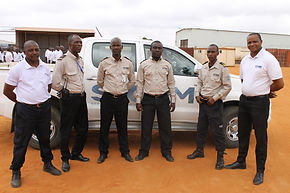 Storm Security Services Angola