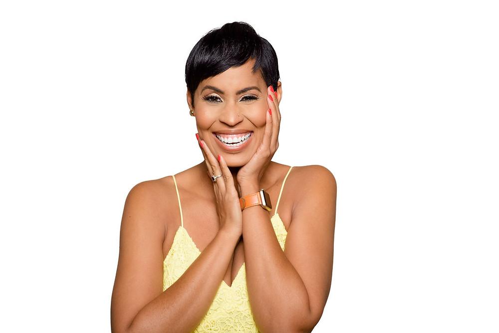 PR Chick Naomi Garrick | Personal Brand Coach | Jamaica