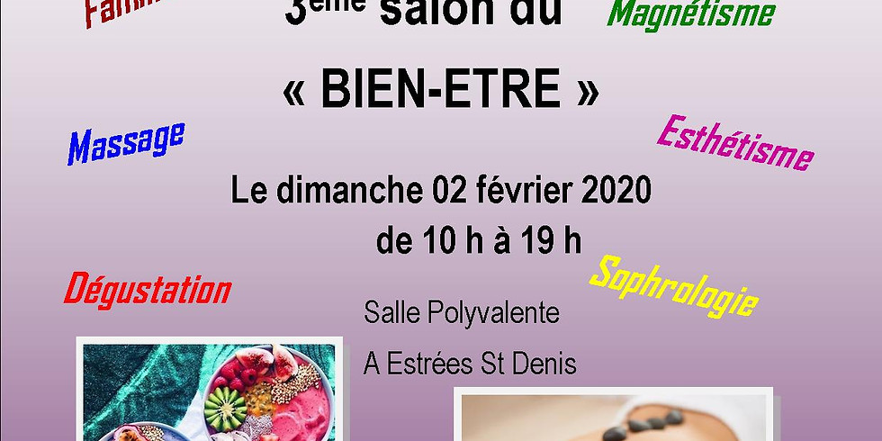 Salon du bien-être d'Estrées St-Denis