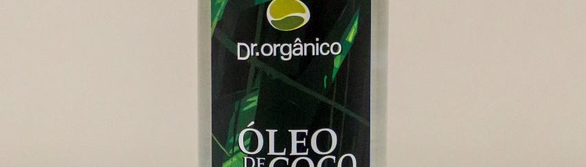 Óleo de coco virgem orgânico