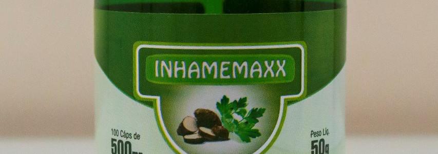 Capsulas de Inhame – Inhamemaxx