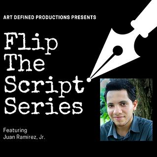 Flip The Script Series Poster