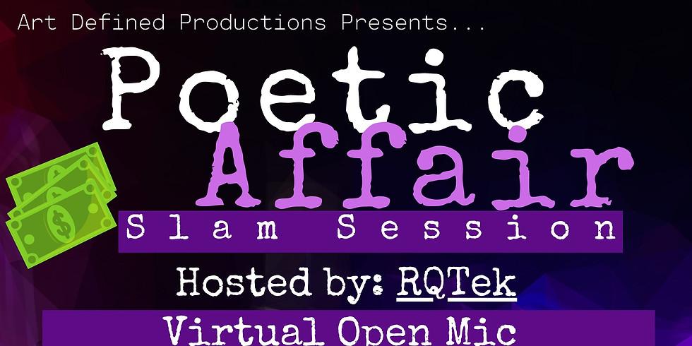 Poetic Affair Slam Session