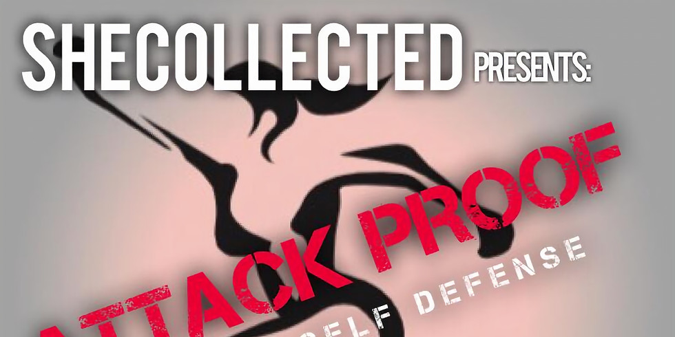 Attack Proof - Self Defense