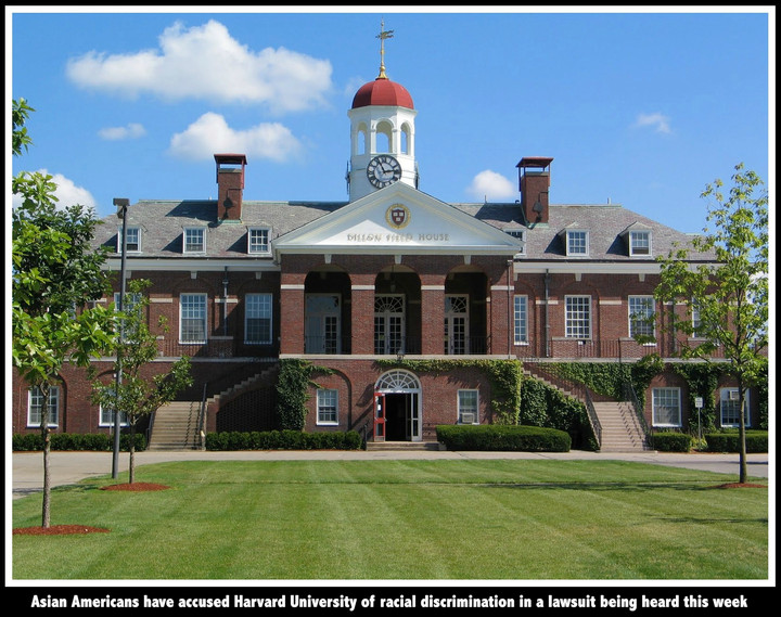 Harvard University's hatred of Asian meritocracy reveals the Left's racist underbelly